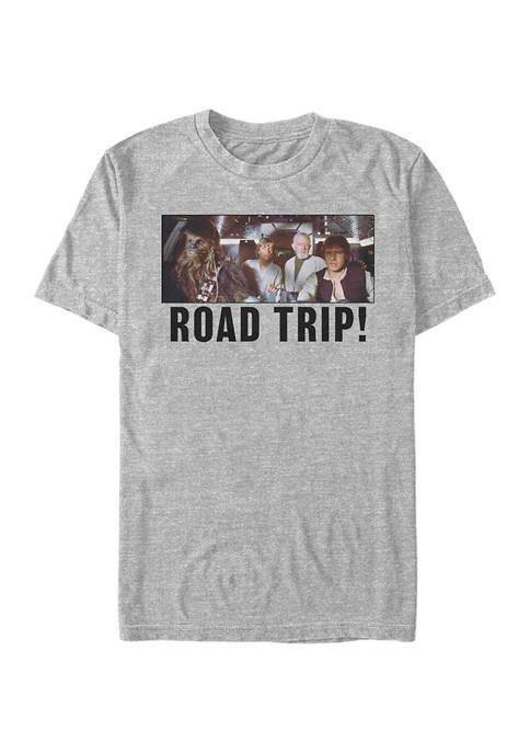Road Trip Graphic T-Shirt