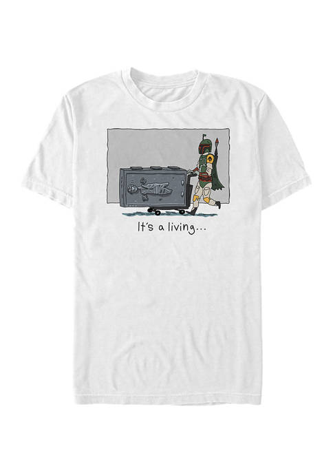 Its A Living Graphic T-Shirt