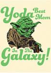 Yoda Mom Graphic T-Shirt