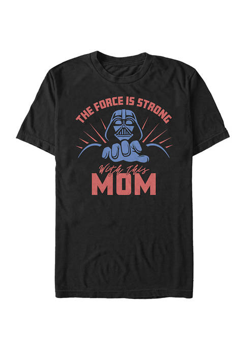 Star Wars® Force Strong Mom Short Sleeve Graphic