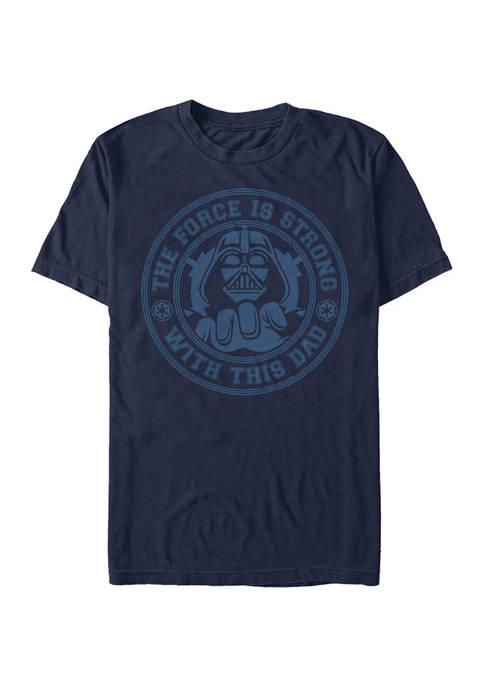 Vader Dad Graphic T-Shirt