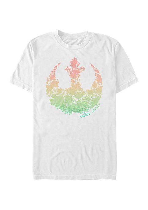 Rainbow Rebel Graphic T-Shirt