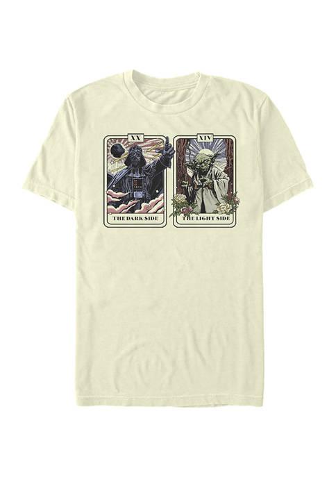 Star Wars® Vader Yoda Tarot Graphic T-Shirt