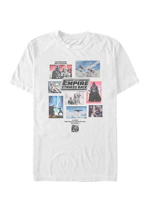 Star Wars® Empire Scrapbook Graphic T-Shirt