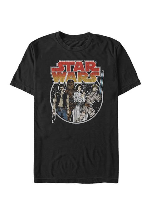 Rebel Group Graphic T-Shirt