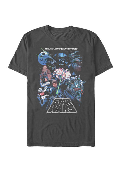 Saga Group Graphic T-Shirt
