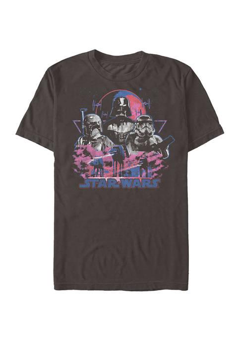 Star Wars® Empire Strikes Vintage Short Sleeve Graphic