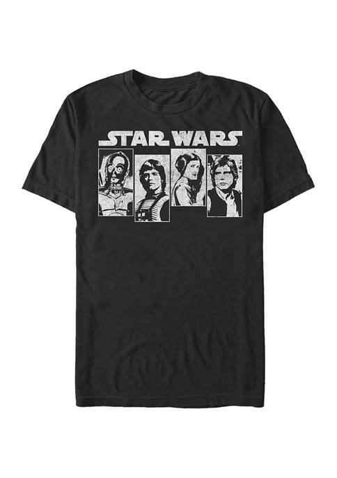 Falcon Squad Graphic T-Shirt