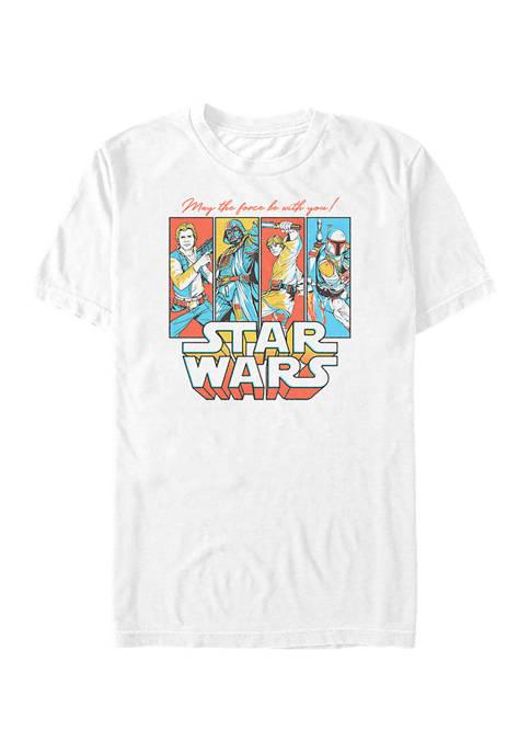 Star Wars® Pop Culture Crew Graphic T-Shirt