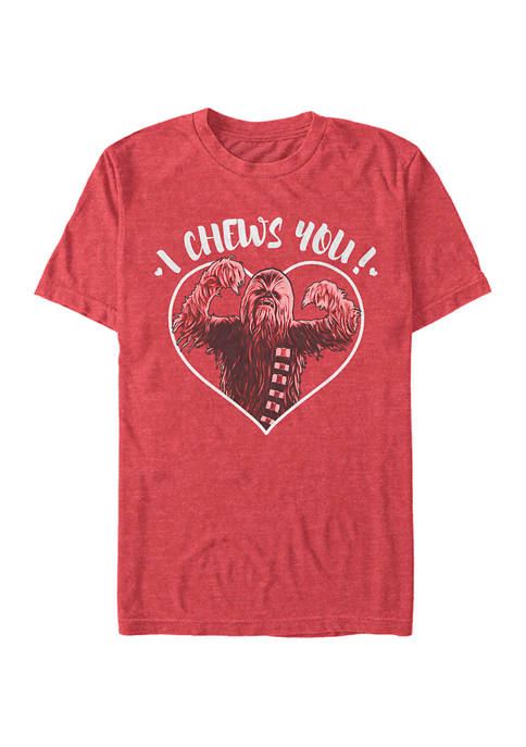 Star Wars® I CHEWS YOU Short Sleeve Graphic