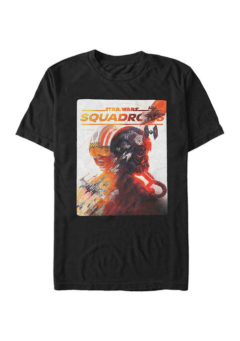 Star Wars® - Squadron Posterz Short Sleeve Graphic