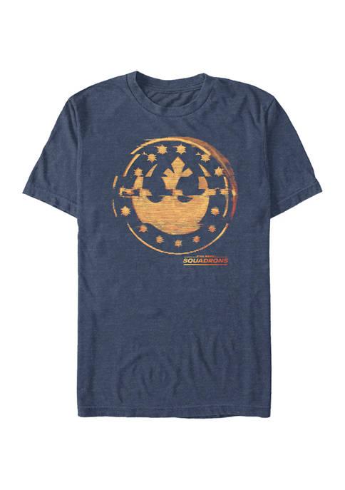 Star Wars® - Squadron Glitched Logo Short Sleeve