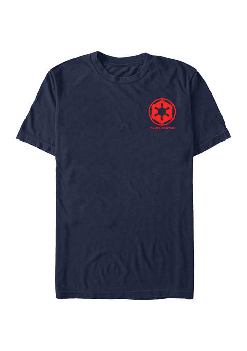 - Squadron Empire Logo Short Sleeve Graphic T-Shirt