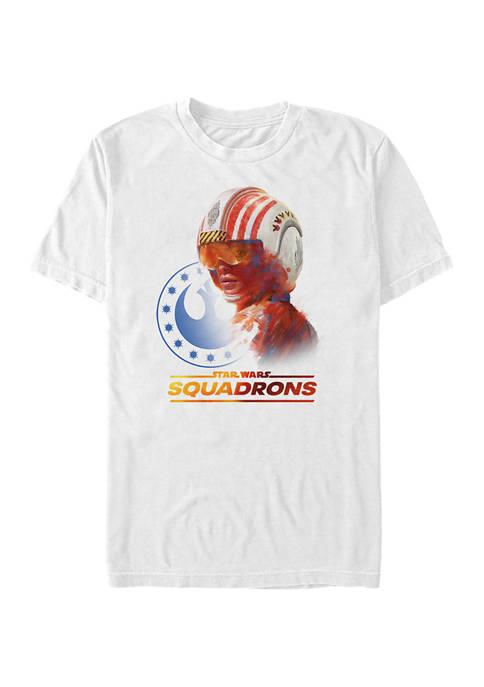Star Wars® - Squadron Rebel Pilot Short Sleeve
