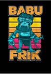 Big & Tall Star Wars Pop Babu Graphic Short Sleeve T-Shirt
