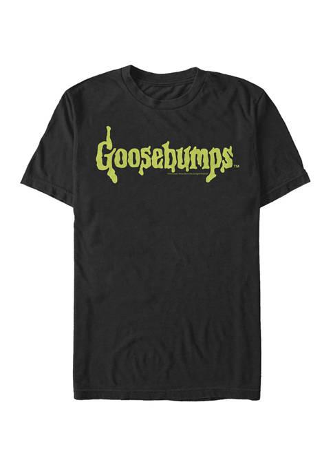 Classic Slim Title Short-Sleeve T-Shirt