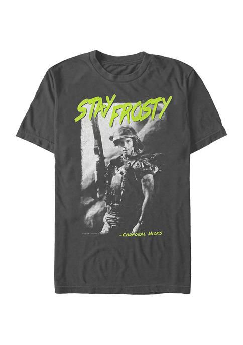 Alien Frosty Graphic T-Shirt