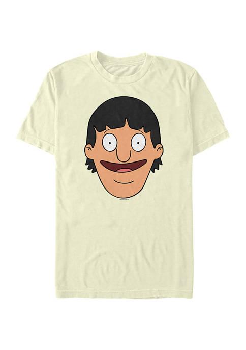 Bob's Burgers Gene Big Face T-Shirt
