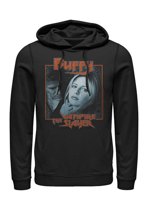 Buffy the Vampire Slayer  Buffy Graphic Fleece Hoodie