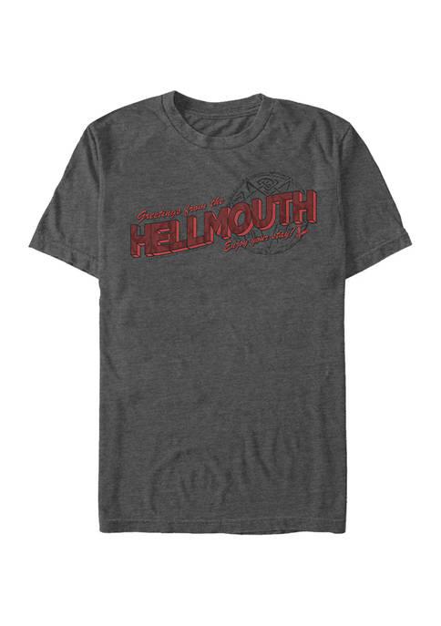 Buffy the Vampire Slayer Hellmouth Hello T-Shirt