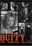Buffy the Vampire Slayer Buffy Fiction Graphic Fleece Hoodie