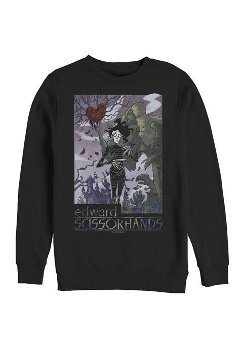 ED Dots Crew Fleece Sweatshirt
