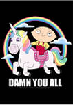 Stewie Unicorn T-Shirt