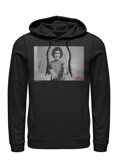Rocky Horror Picture Show How Do You Do Graphic Fleece Hoodie