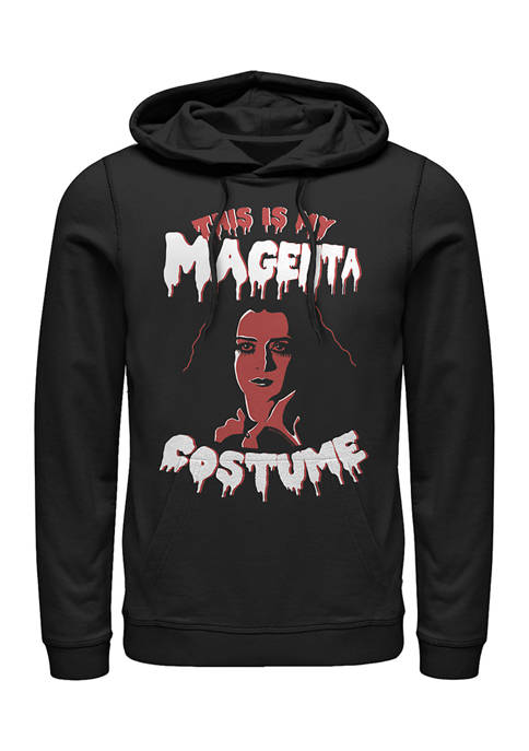 Rocky Horror Picture Show This is My Magenta Costume Graphic Fleece Hoodie