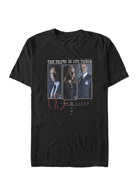 X-Files The Truth is Out There Boxup Graphic
