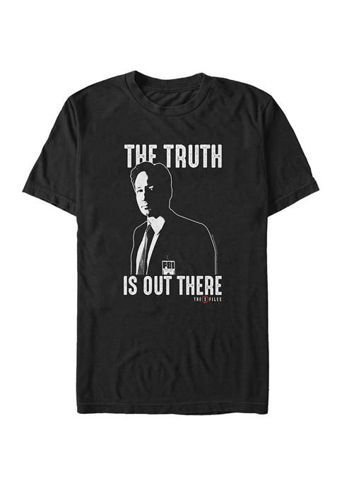 X-Files The Truth is Out There Murder Graphic