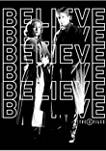Repeating Believe Graphic T-Shirt