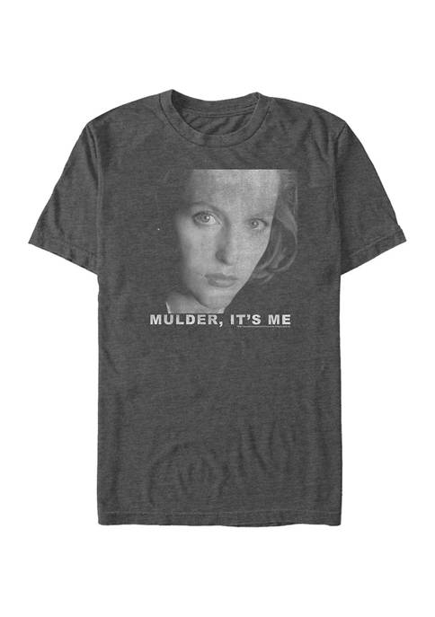 Scully Close Up Graphic T-Shirt