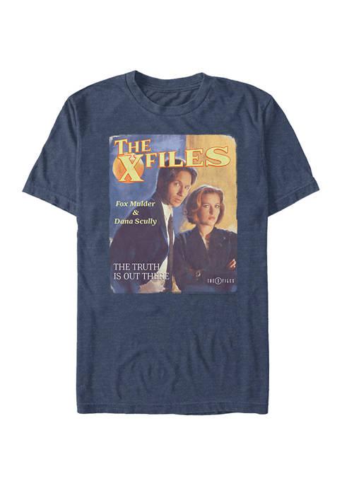 X-Files Pulp Files T-Shirt