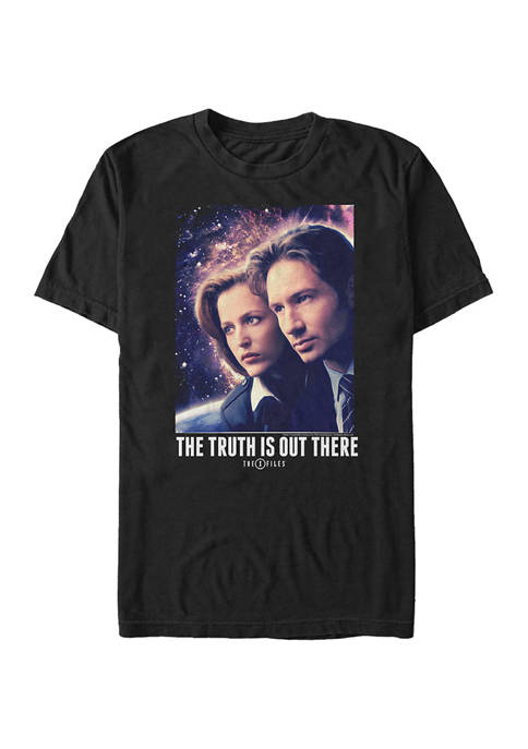 X-Files Truth Is T-Shirt