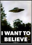 Believe Poster T-Shirt
