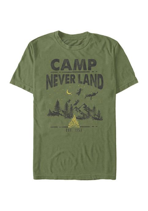 Tinkerbell Camp Never Land T-Shirt