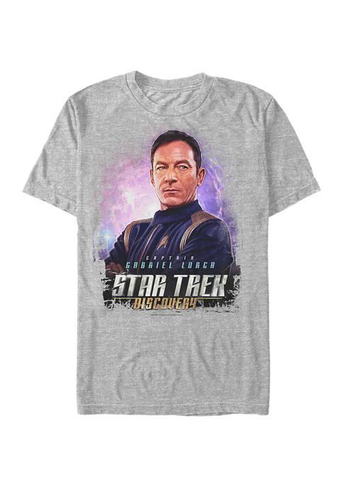 Captain Lorca Star Graphic T-Shirt