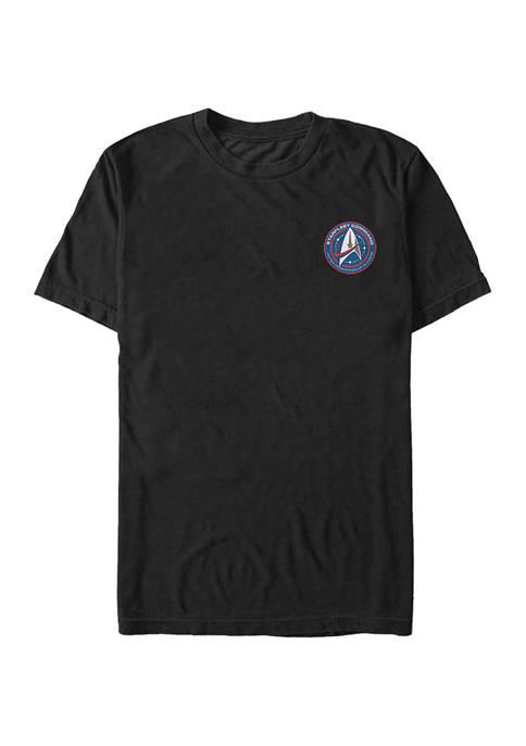 Starfleet Badge Graphic T-Shirt