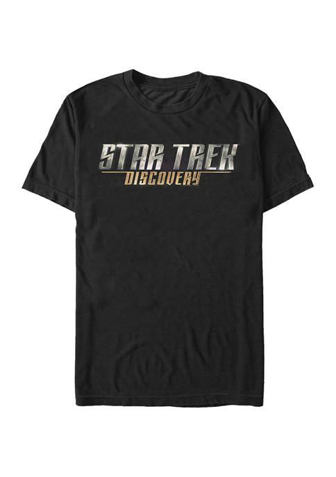 Straight Logo Graphic T-Shirt