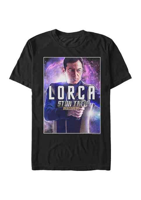 Lorca Galaxy Graphic T-Shirt
