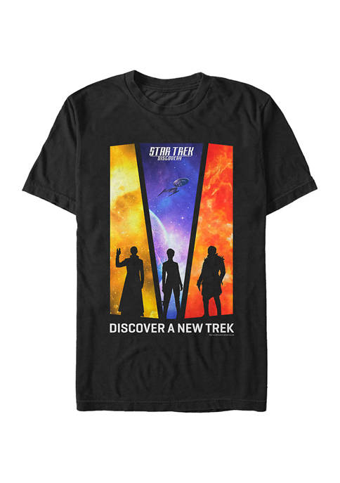 Discover Trek Graphic T-Shirt