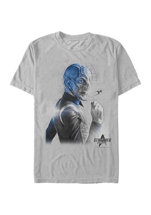 Saru Scene Graphic T-Shirt