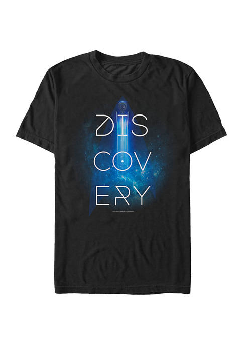 Discovery Galaxies Graphic T-Shirt
