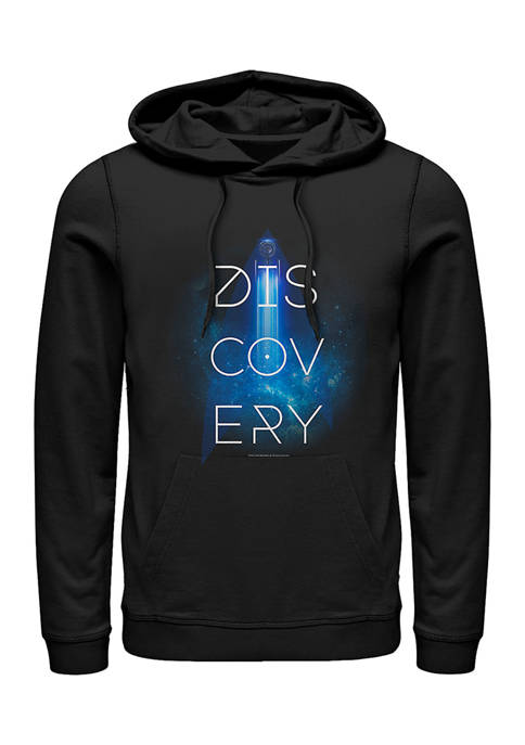 Discovery Galaxies Graphic Hoodie