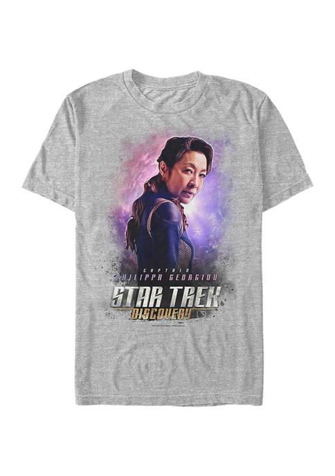 Captain Georgiou Graphic T-Shirt