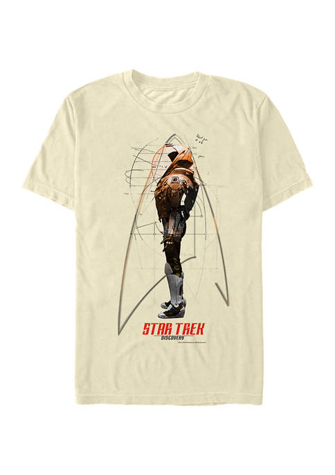 The Suit Graphic T-Shirt