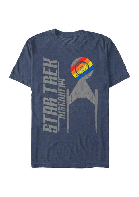 Trek UFO Graphic T-Shirt