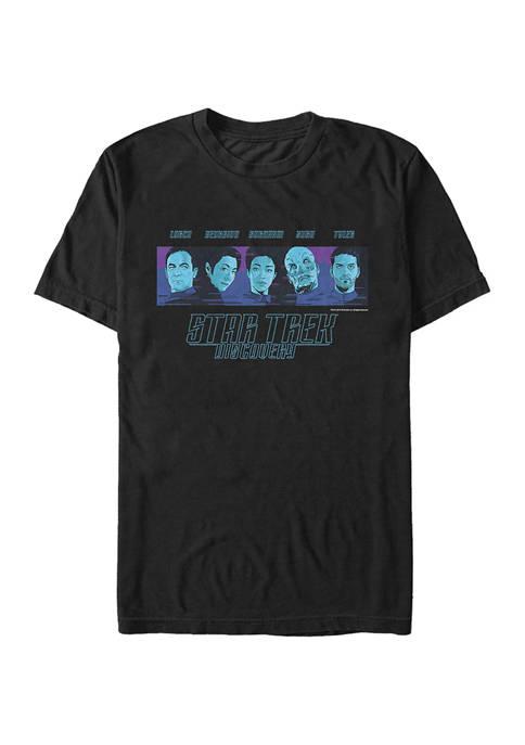 Trek Panel Graphic T-Shirt