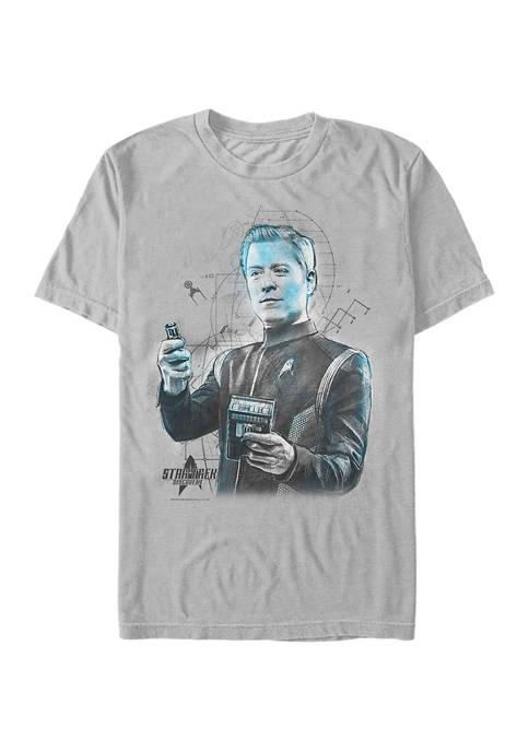 Stamets Scene Graphic T-Shirt